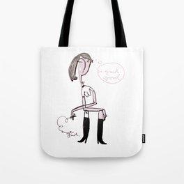 so good Tote Bag