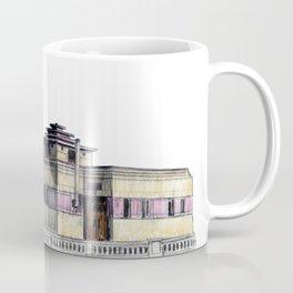 GALLERY SQUARE CHALET Coffee Mug