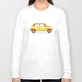 Famous Car #1 - Mini Cooper Long Sleeve T-shirt