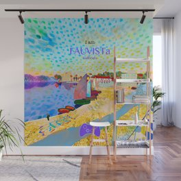 FAUVISTa Sailboats Wall Mural