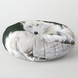 Leader of the pack Floor Pillow