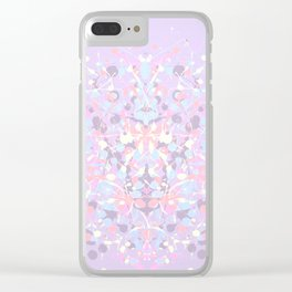 Try to keep it Clear iPhone Case