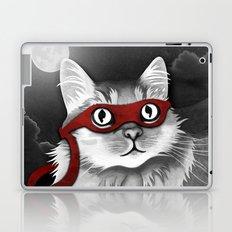 Mr. Meowgi Laptop & iPad Skin