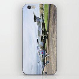Buccaneer aircraft iPhone Skin