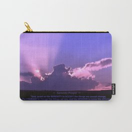 Serenity Prayer - III Carry-All Pouch