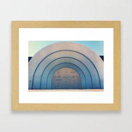 Shell for Band Framed Art Print