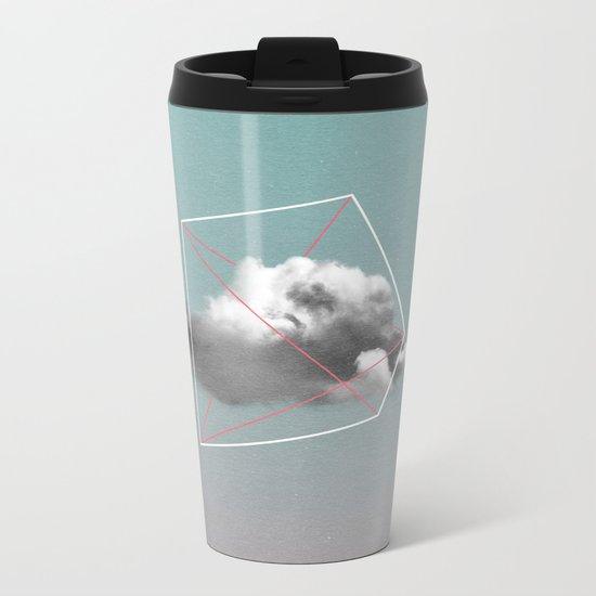 cloud storage Metal Travel Mug