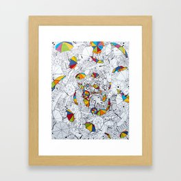 Anchor Framed Art Print