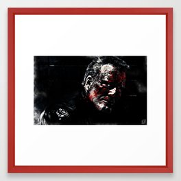 Marv Sin City Framed Art Print