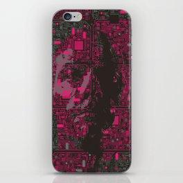 Ghost In The Machine iPhone Skin