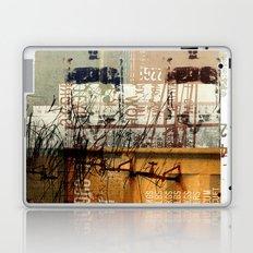 BABEL OVERDUBS II Laptop & iPad Skin