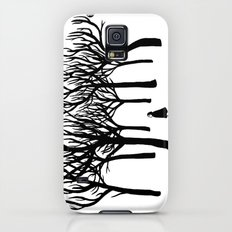 A Tangle of Trees Galaxy S5 Slim Case