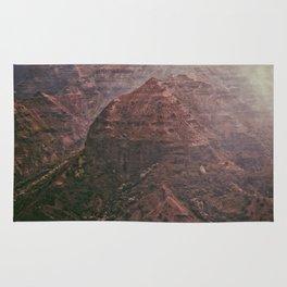 Waimea Canyon Rug