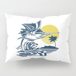 Sailfish Pillow Sham