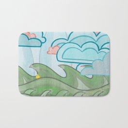 Ducky's Travels: Wind Bath Mat