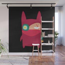 Ninja [Black Ver.] Wall Mural