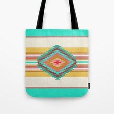 FIESTA (teal) Tote Bag