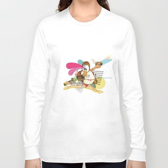UNTITLED #1 Long Sleeve T-shirt