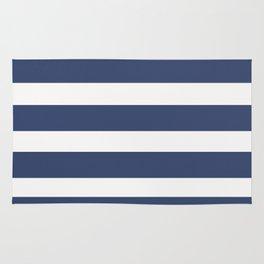 NAVY Nautical Rug