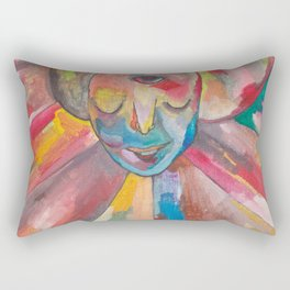 Phoenix Rising Rectangular Pillow