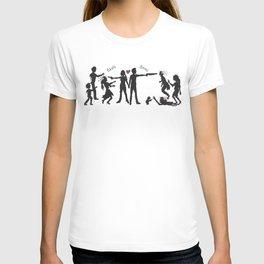 Zombie Hunting II T-shirt