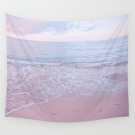 calm day 02 ver.pink Wall Tapestry