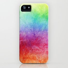 Color Harmony iPhone Case