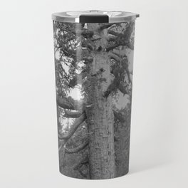 """Grizzley Giant"", a Big Tree in Mariposa Grove in Yosemite National Park, California, ca.1902 Travel Mug"