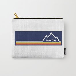 Park City, Utah Carry-All Pouch