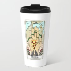 PIZZA READING Travel Mug