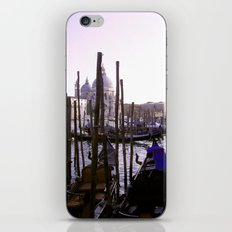 Venezia Gondolas iPhone & iPod Skin