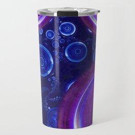 Atlantian Abyss - Sapphire Jewel of the Ocean Travel Mug