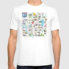 Take Time For Dallas T-shirt