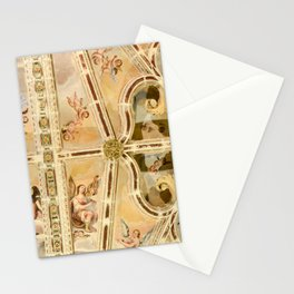 Look Up at the Angels Stationery Cards