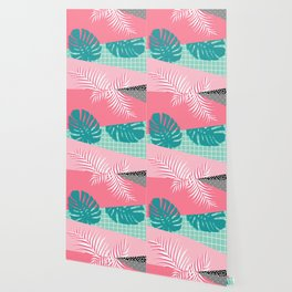 Palm Springs #society6 #decor #buyart Wallpaper