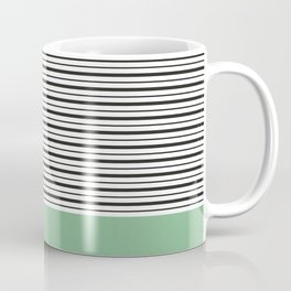 Sailor Stripes Coffee Mug