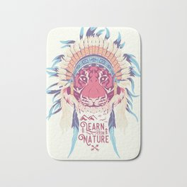 Learn from Nature Bath Mat