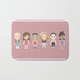 Saved by the Bell Bath Mat