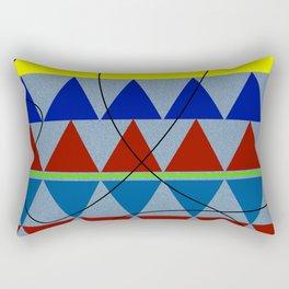 Back to Basics Rectangular Pillow
