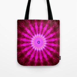 Undefined Circle in Oil Tote Bag
