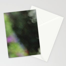 Blurred Nature Stationery Cards