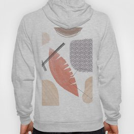 Abstract Art Shapes 7 design Hoody