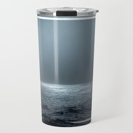 Twilight Geometry Travel Mug