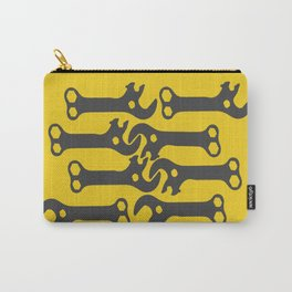 key! yellow Carry-All Pouch