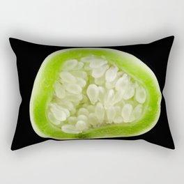 Flower ovary Rectangular Pillow