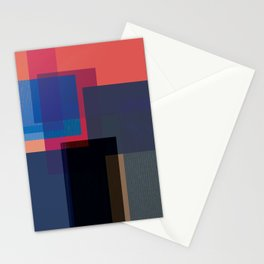 When the Walls Fall Stationery Cards