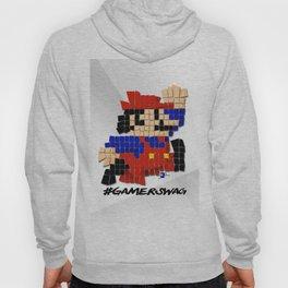 Pixel Mario Hoody