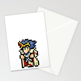 Final Fantasy II - Paladin Cecil Stationery Cards
