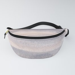 150129 Neutral Cool Abstract 18 Fanny Pack