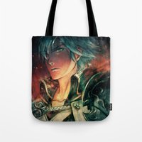 fresh prince Tote Bags featuring Fresh Prince of Ylisse by Alice X. Zhang